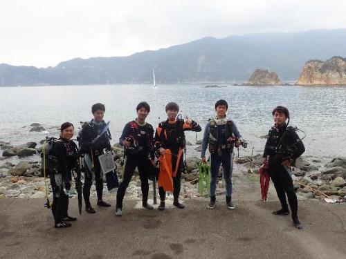 2019.07.13 黄金崎2ビーチダイビング