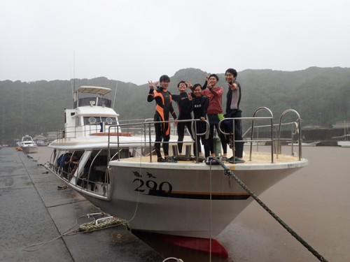 2019.07.14 神子元3ボートダイビング
