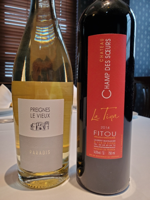 フランスワインもご用意しています(^-^)