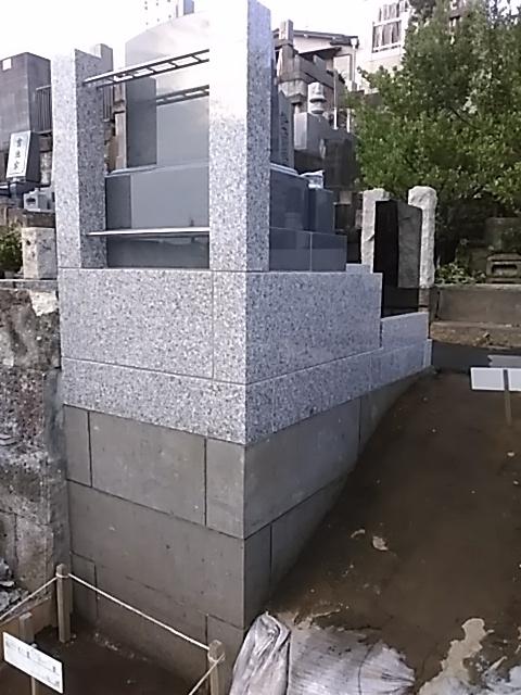 久保山新墓地T様