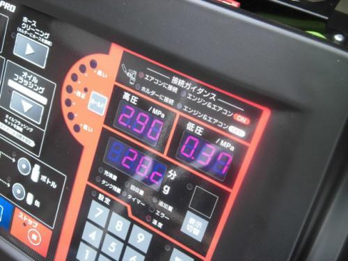 茅ケ崎市K様 スズキDA63Tキャリィ エアコン効かない原因
