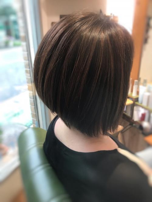 髪質改善 トリートメント ヴァリジョア 国領美容室 wish