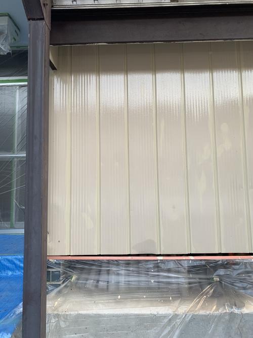 熊谷市壁下塗り施工