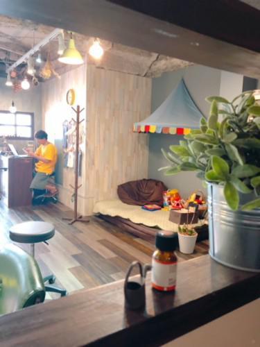 キッズスぺースがある錦糸町・押上の美容室