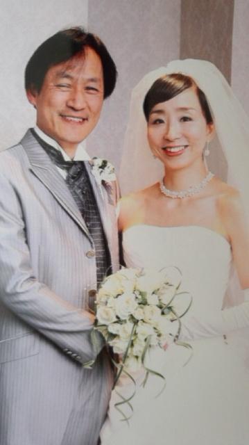 輝く40歳花嫁