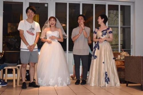 花嫁ブライダルサプライズ