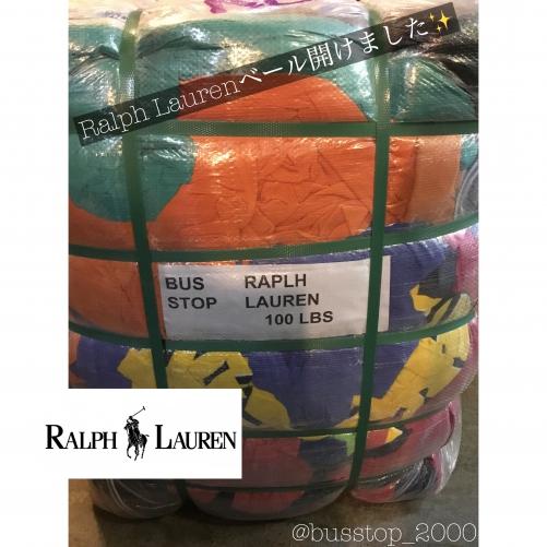 Ralph Laurenベール開けました!!