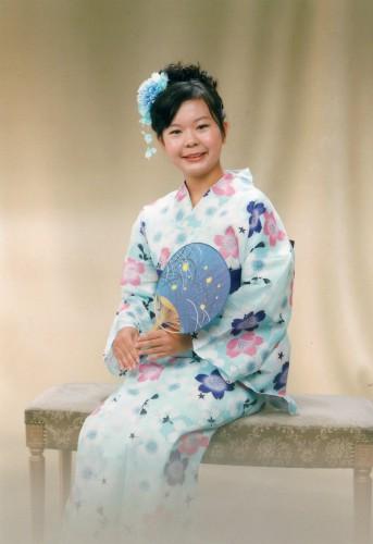 浴衣キャンペーン:嬉しかった!藤沢からいらして頂きました。