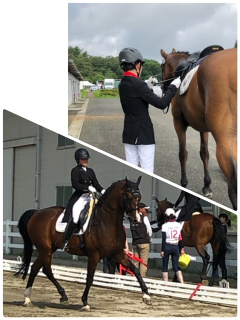 全日本ジュニア馬場馬術大会2019