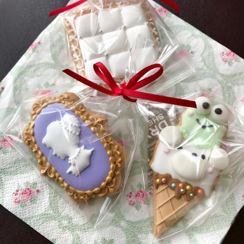 手作りクッキー 頂きました☆