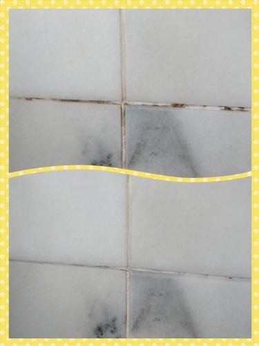 【浴室の清掃】カビ取り|掃除|排水口|川口市