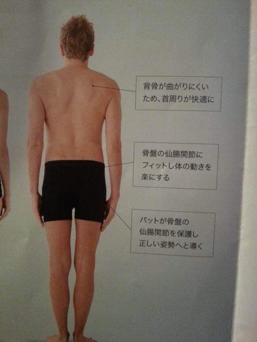 骨盤矯正パンツ
