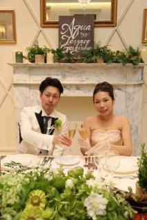 4月挙式花嫁
