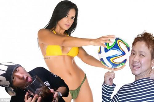 6月14日 World Cup 日程