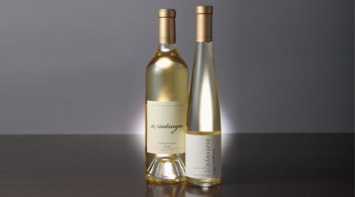 ケンゾーエステイトの白ワイン あさつゆ