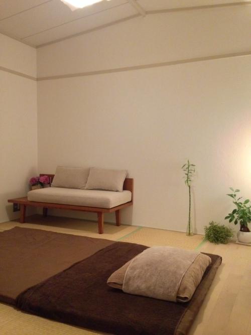 畳が落ち着く!和室のタイ式マッサージ店です。