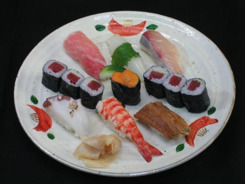 美濃寿司で人気の一人前寿司の紹介