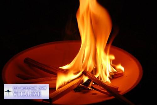 先祖供養〜盂蘭盆会(うらぼんえ)送り火