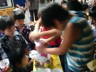 ファミリー託児所夏祭り☆2014