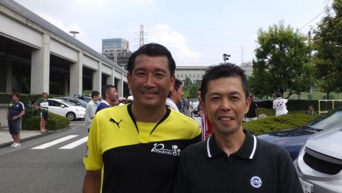 番外編 「横浜カップサッカー交流大会」