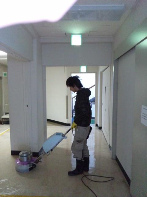 病院/施設/店舗の定期清掃