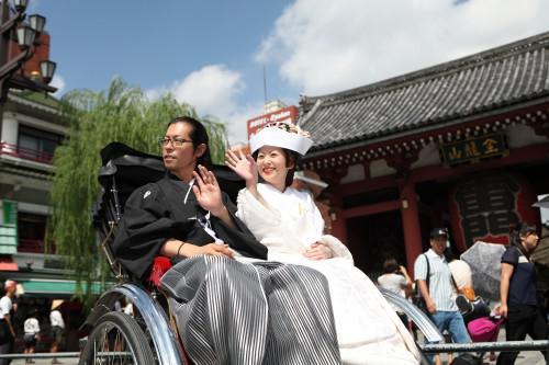 東京の神社で挙式をお考えの方 お支度から写真まで 三つの安心