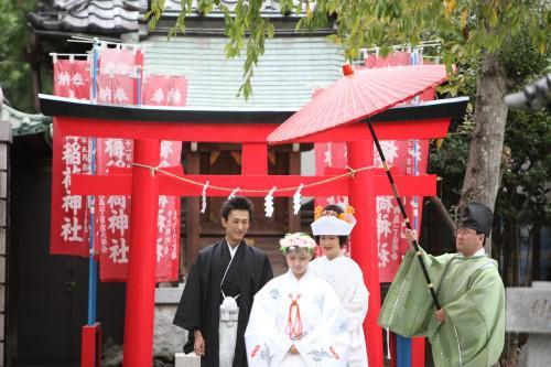 東京で神前式をお考えのカップルへ 一生の思い出になる結婚式