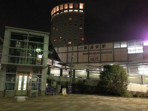 浦安市といえばディズニーランド。