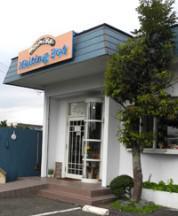 静岡のカフェメルティングポットの漫画