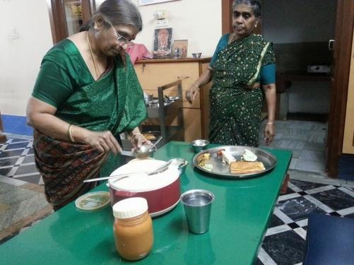 インドの家庭の味