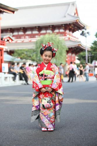 浅草で七五三の写真を撮るなら浅草写真館