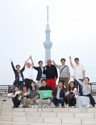 浅草に遊びに来たら写真を撮ろう!