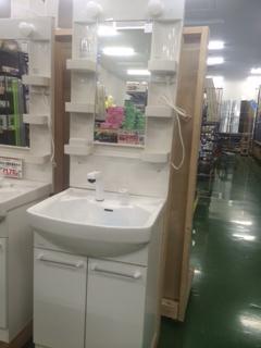 相模原市で洗面台の交換リフォーム
