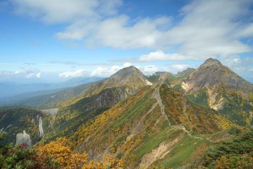 山登り 山の写真