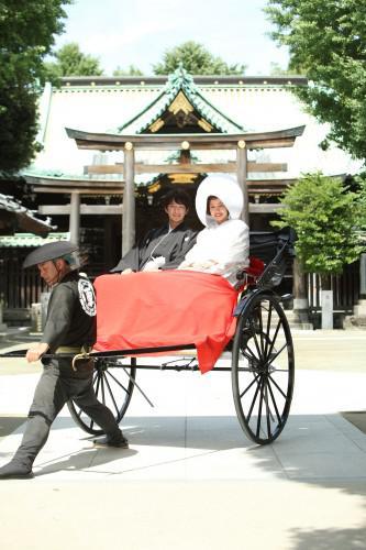 結婚写真前撮りは和装が似合う浅草で!